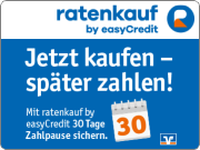 Ratenzahlung easyCredit